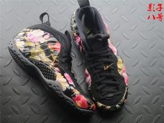 东莞aj精仿货源梅花喷 Nike Air Foamposite One plum blossom 梅花喷泡 314996-01214