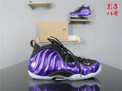 "Air Foamposite One 314996-501""Electro Purple""电光紫喷"