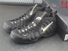 """东莞aj精仿货源黑金泡 Nike Air Foamposite Pro """"Black / Metallic Gold"""" 624041-00914"""