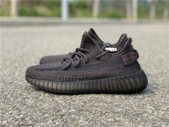 "Adidas Yeezy Boost V2""Static"" 黑色满天星 货号:FU9007"