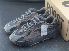 Yeezy 700 v2 'Geode' 灰棕色跑鞋 3M反光
