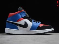 """纯原版本Air Jordan 1 Mid """"Top 3"""" 恐怕也会起飞  乔丹中邦篮球文化板鞋"""
